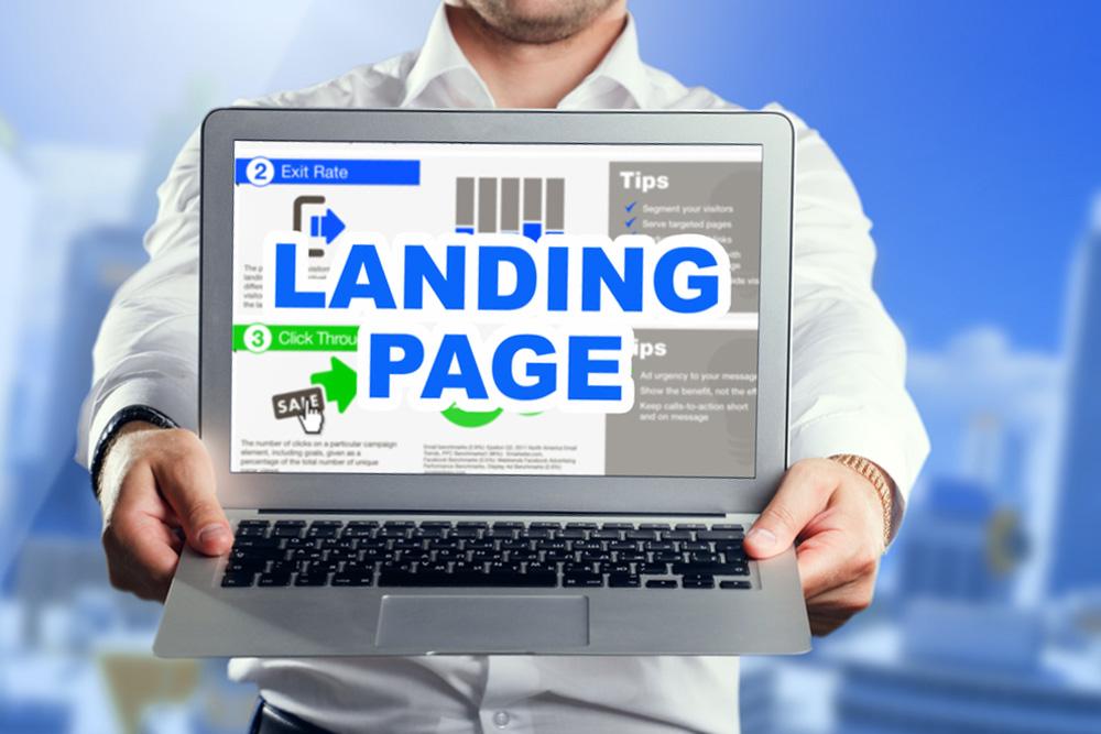 Создание landing page. Плюсы функционирования на wordpress