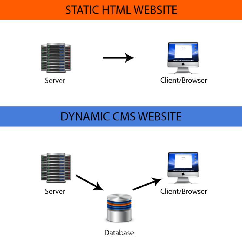 Создание web сайта